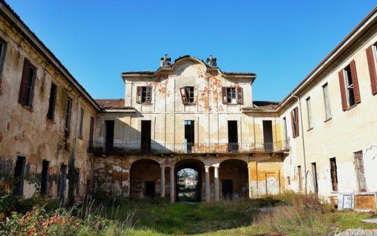 Villa Medolago [lost]