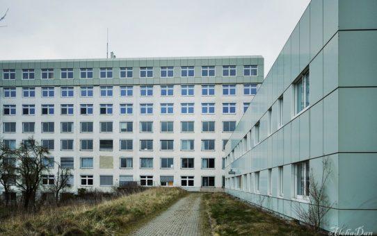 Klinikum Paralyticum [lost]