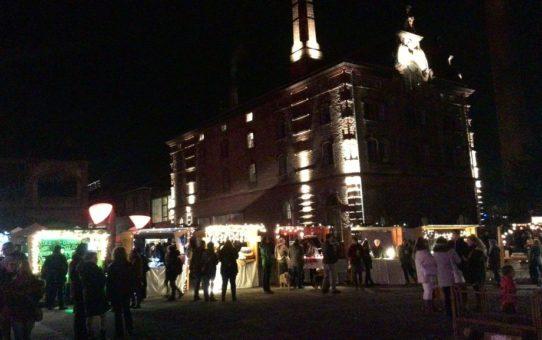 Weihnachtsmarkt-Hopping