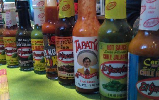 Hot Sauce Contest