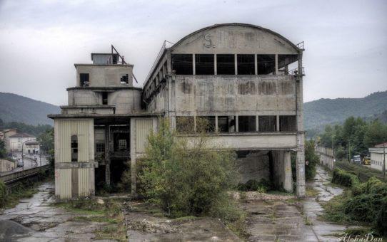 Ex Cementificio S. [lost]