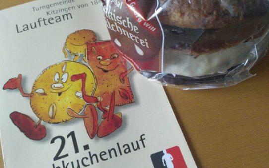 21. Lebkuchenlauf Kitzingen