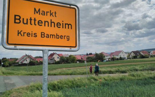 Wandern Buttenheim
