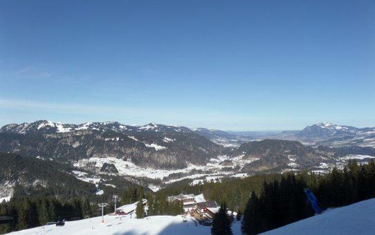 Skitage Oberstdorf